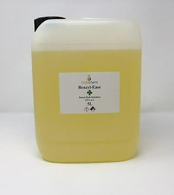 Benzyl-Ease by Ballychem - Benzyl Benzoate 25% Solution - Sweet Itch Lotion -