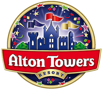 2 x Alton Towers Tickets Friday 27th October 2017
