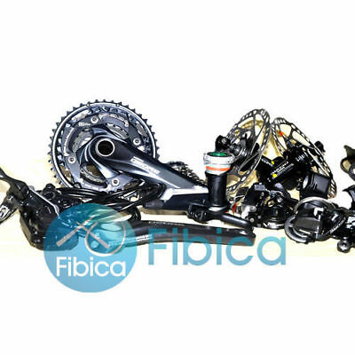 New Shimano Deore M610 Groupset Group set 30-speed IceTech M590 596 Upgrade