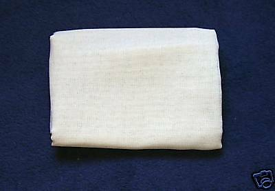 **  Scrim **  100% Linen For Cleaning Windows -New