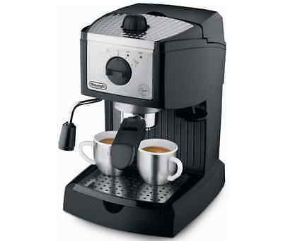 35 oz. 15 Bar Pump-Driven Espresso, Coffee, Latte, and Cappuccino Maker Machine
