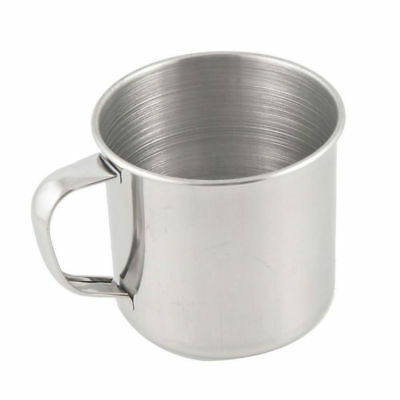 Stainless Steel Coffee Tea Mug Cup Camping Travel Containers office Drink