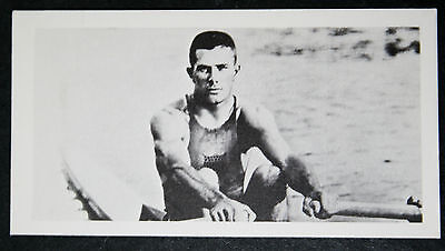 Rowing   Sculling   Kelly   USA     Photo Card  VGC