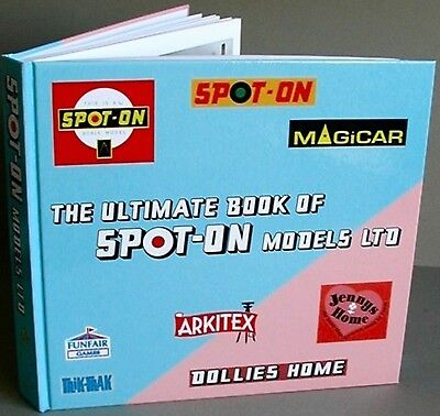 'THE ULTIMATE BOOK OF SPOT ON MODELS' - Quality large format, 500pp, 2000 images
