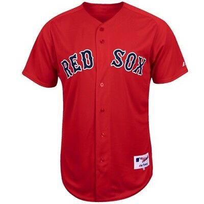 Boston Red Sox Baseball Jersey Red BNWT S