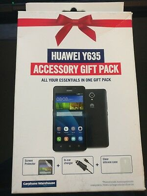 huawei y635 screen protector silicone clear case in car charger micro usb