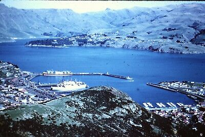 Lot Of 12 Slides Of Cruise Ships #3