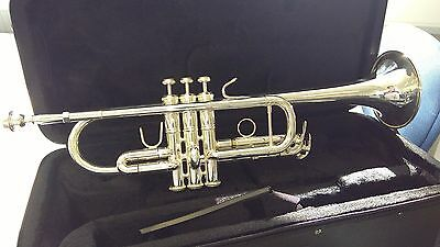 John Packer Trumpet (C) Model JP152S