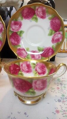 Royal Albert Old English Rose - 2 Available