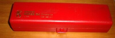 Hohner Super 64 Chromonica No 7582 Chromatic harmonica Key C 1970s excellent