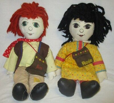 Rosie and Jim Collectable Soft Toys