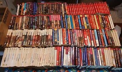 Harlequin Romance Paperback Lot Over 200 Items Nice Mix Instant Collection