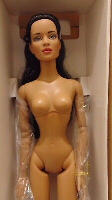 "Robert Tonner's 16"" Jac Doll  From The Tyler Wentworth Collection!!! Nude"