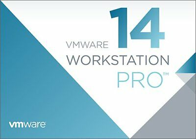 VMware Workstation 14 Pro Activation Code (Multi PC's)
