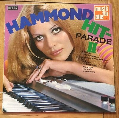 Hammond Hit Parade II - Vinyl Record