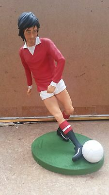 George Best resin Figurine Manchester United England