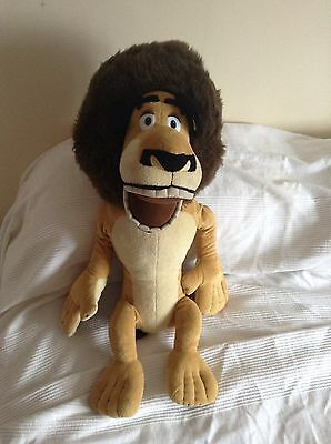 "Alex The Lion From Madagascar  Approx 30"" massive"