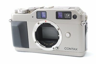 Contax G1 35mm Rangefinder Film Camera Body Excellent+ From Japan