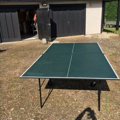 Dunlop folding full size  Table Tennis Table
