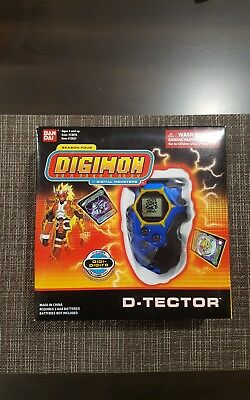 Digimon d tector