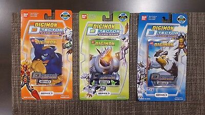 Digimon Trading Cards (Series 3)