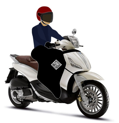 Tucano Urbano Termoscud - R081 - Lef Cover For Piaggio Beverly