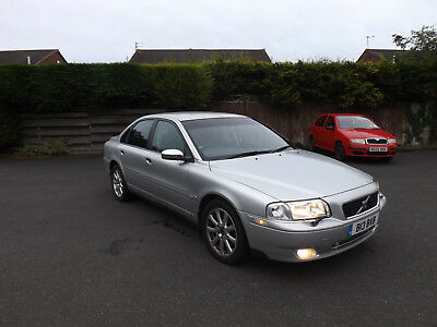 Volvo S80 2.4 D5 Lux Auto. Private Plate Included. No Reserve