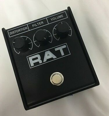 ProCo Pro Co Rat 2 Distortion Guitar Effects Pedal