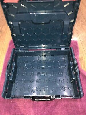Bosch Professional Range L-Boxx Sortimo Carry Case Small 10.8v Includes Inlay