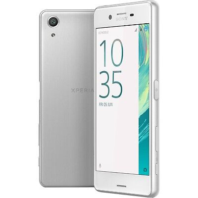 Sony Xperia Suitable For Performance 32 Gb F8131 - White - Europe [No-Brand]-New