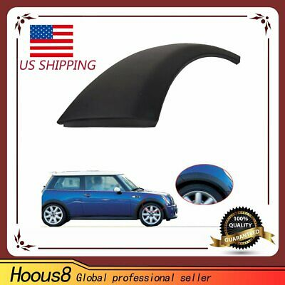 Front Wheel Right Side Upper Fender Arch Cover Trim for Mini Cooper 2002-2008