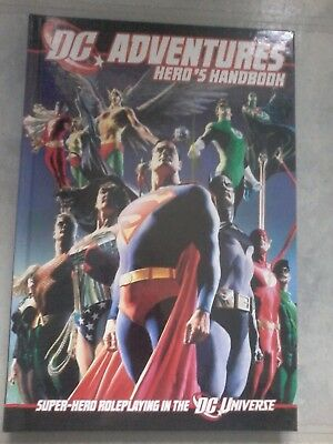 DC Adventures Hero's Handbook (M&M)
