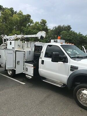 2009 Ford F550 Comercial Work Truck