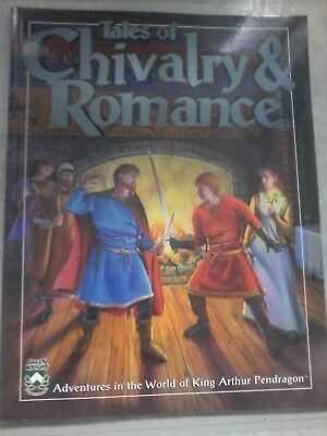 Tales of Chivalry and Romance (King Arthur Pendragon)
