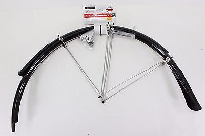 24d10e78615 Planet Bike Cascadia Fender Set 700C/27IN Hybrid Touring Bicycle Part  7026-5 NEW