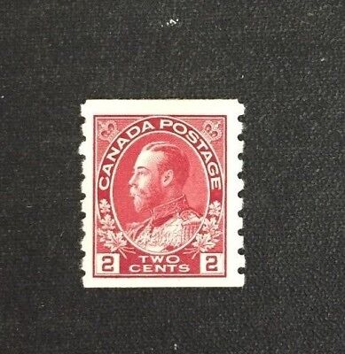 Canadian Stamp #127 MH  $60