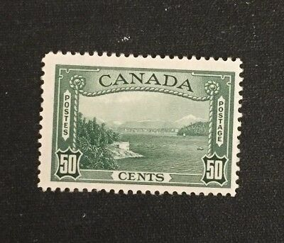 Canadian Stamp #244 MH  $60