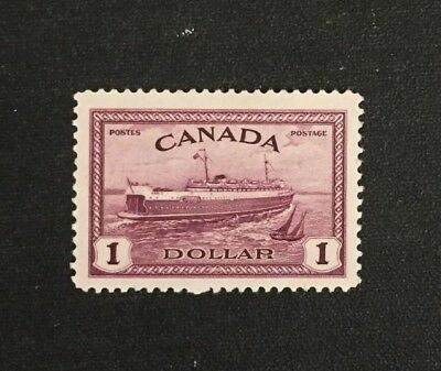 Canadian Stamp #273 MH  $55