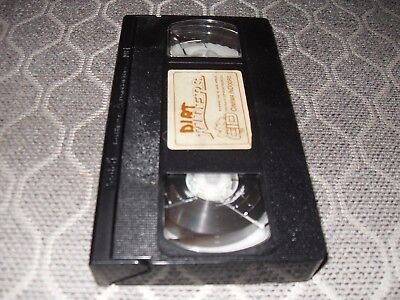 Dirt Riders (1979). VHS.Cinema indoors. Action Film. No sleeve or case.