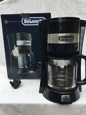 Delonghi Fillter Coffe Maker 10 Cup Capacity