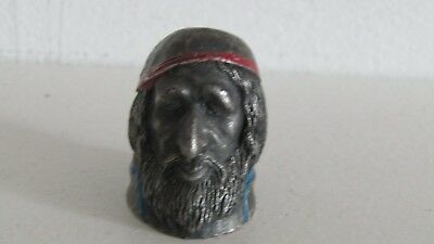 Fagin  Pewter Thimble.