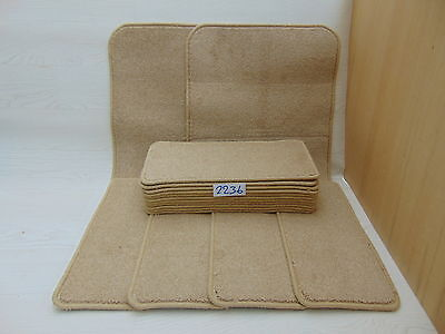 Carpet Stair pads treads 50 cm x 23 cm 15 off and 1 m x 50 cm 2 Big Mats 2236-6