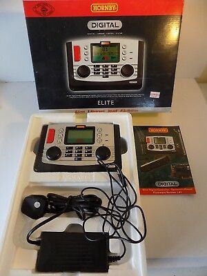 Hornby R8214 Elite Digital Controller DCC.  Boxed with instructions