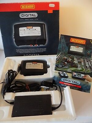 Hornby R8239 Digital Booster DCC - Boxed with instructions