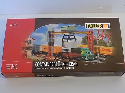 Faller 131244 Container hoist kit for HO / 00 gauge layout yard kit