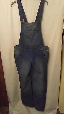 New look ladies size 12 dungarees