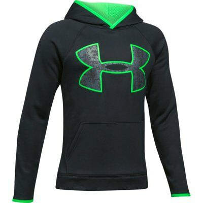 Under Armour Fleece Big Logo Hoody - Kinder - NEU - 1299342-003