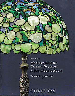 Christie's Masterworks by Tiffany Sutton Place 2013 Lamps Candelabra Candlestick