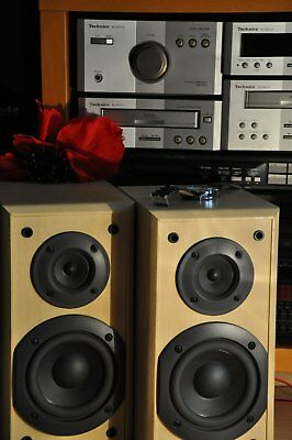 TECHNICS HD 310 + REMOTE + MANUAL, Superb Complete Audio System. See All Photos.