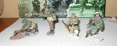 KING AND COUNTRY - BBA014 Mine Laying Surprise (RETIRED)